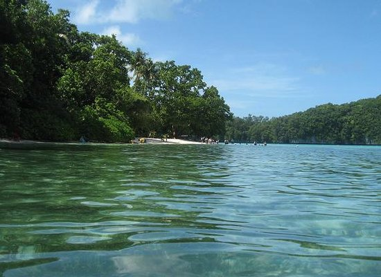 Koror Island attractions