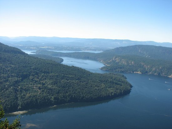 Hotele Salt Spring Island