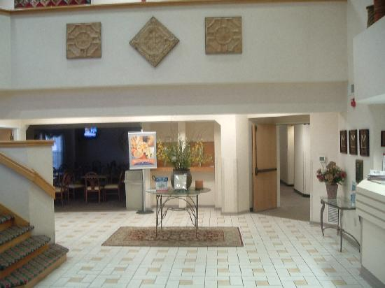 Sleep Inn: Lobby