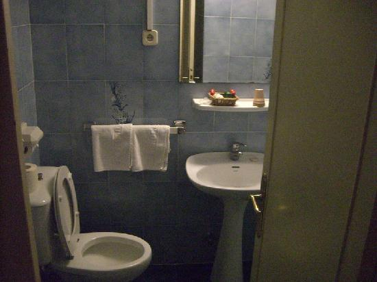 Hotel Lloret Ramblas: Bathroom