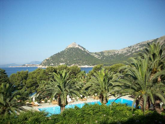 Barcelo Hotel Formentor : View from breakfast terrace