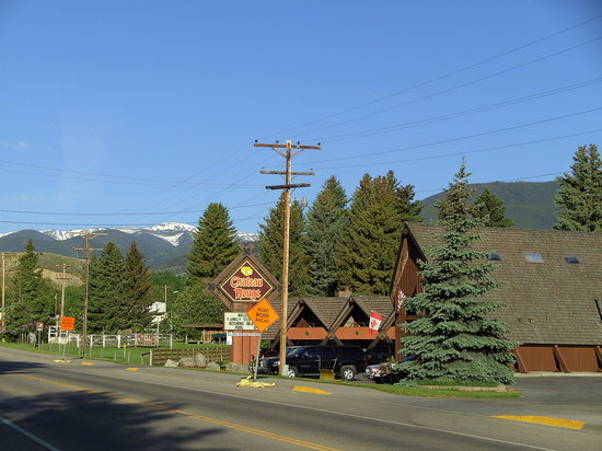Red Lodge, MT: Chateau Rouge