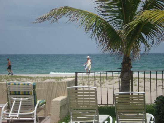 Southern Seas Resort and Hotel: beach