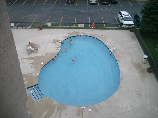 Hampton Inn Chicago/Gurnee: Hampton Pool