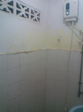 Marang, Malaysia: toilet