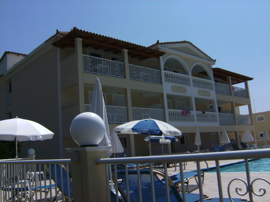 Photo of Manousis Apart Hotel Tsilivi