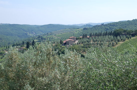 Attracties in Radda in Chianti