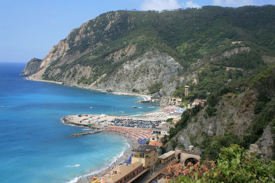 Lerici, Italien: Monterosso hiking view