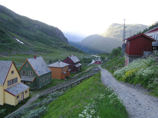 Flam, Norway: Mydral, Norway