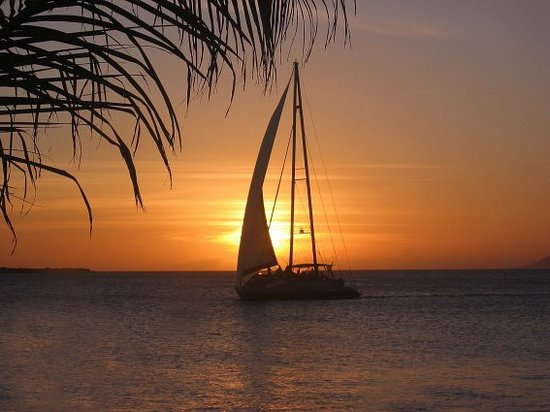 Kralendijk, Bonaire: Sunset Sail
