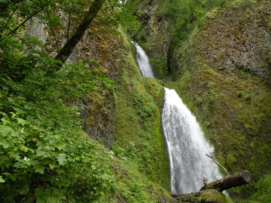Hood River, OR: Wahkeena Falls