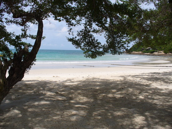 Sai Kaew Beach Resort: lonely beach