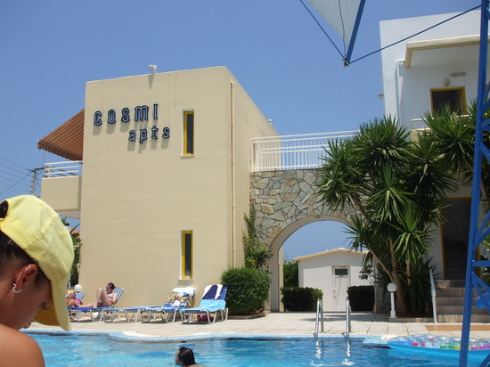 Cosmi Apartments