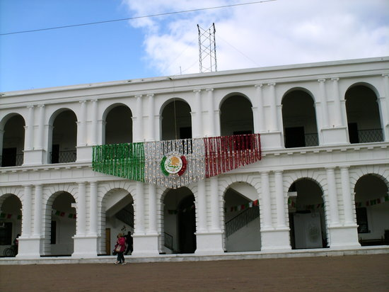 San Cristobal de las Casas, Mexique : Ayuntamiento (City hall)