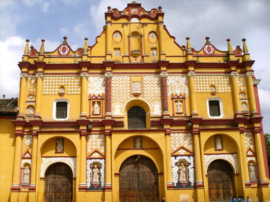 San Cristobal de las Casas, Mexique : Catedral