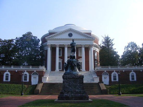 Charlottesville attractions