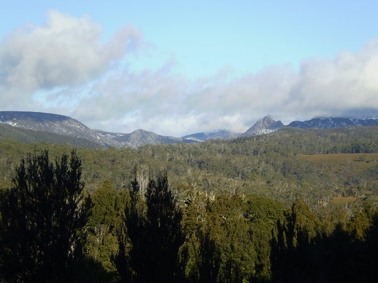 Cradle Mountain-Lake St. Clair National Park, Australia: View from King Billy Walking Track