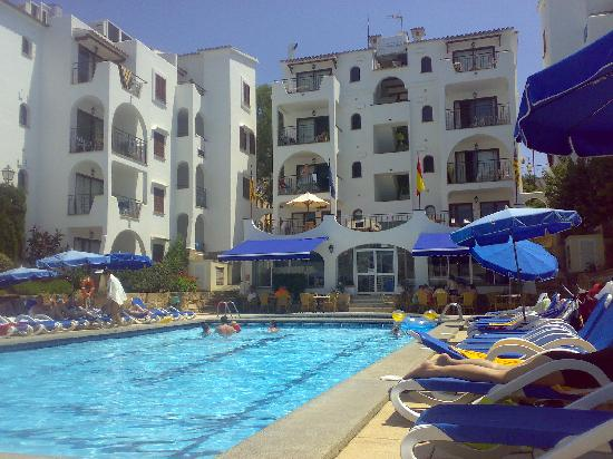 Surfing Playa from different angle - Picture of Surfing Playa Apartments, San...