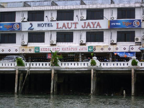 Tanjung Pinang, Endonezya: Local night spot