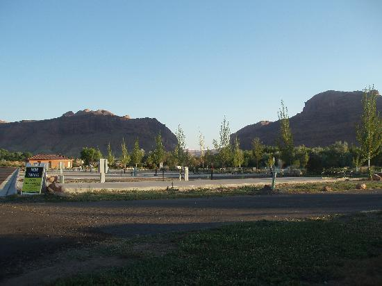 Portal RV Resort / Campground: view of canyon