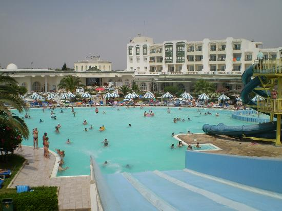 soviva resort tunisia