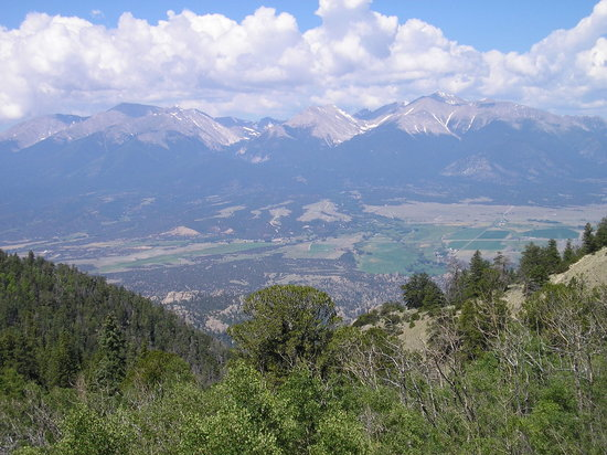 Buena Vista, CO: More views...
