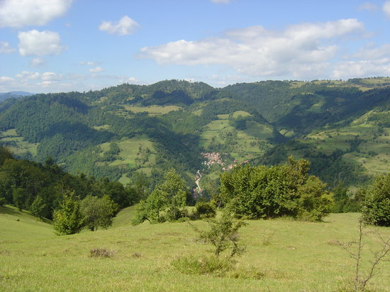 Bosnie-Herzégovine : countryside, Bosnia