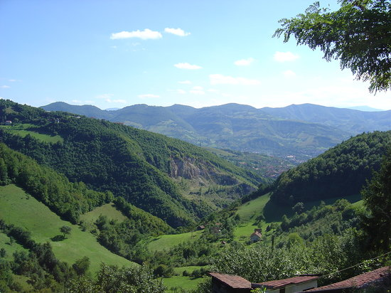 Bosnia y Herzegovina: countryside