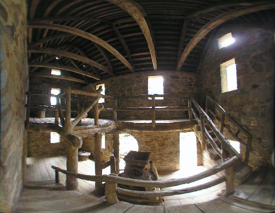North Little Rock, Арканзас: Pugh's Mill Interior