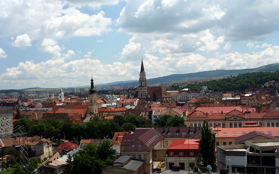 Cluj-Napoca, my favorite place