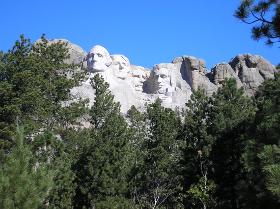 Keystone, Dakota del Sud: Mount Rushmore