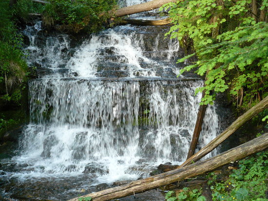 Munising, MI: Wagner Falls