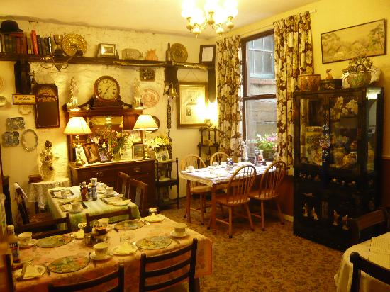 Kate&#39;s B&amp;B Breakfast Room