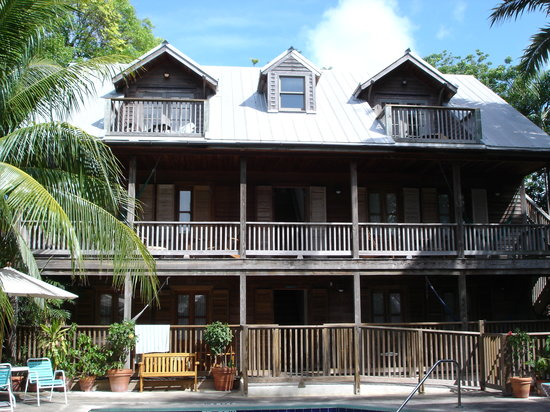Island City House Hotel: The Cigar House/Suites