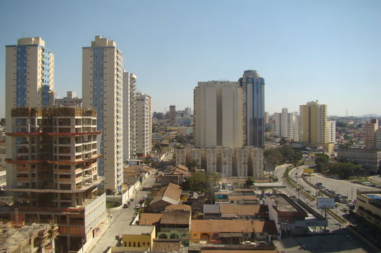 Guarulhos, SP: View from room on the 11th floor