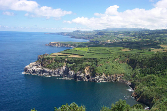 Portugal: Sao Miguel Scenery