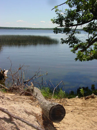 Ludington, MI: Hamlin Lake