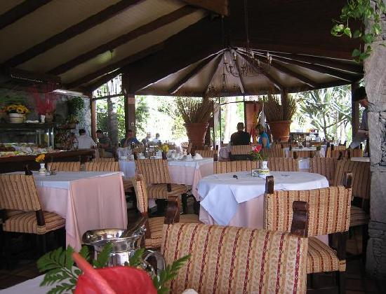 Parque Tropical: Restaurant