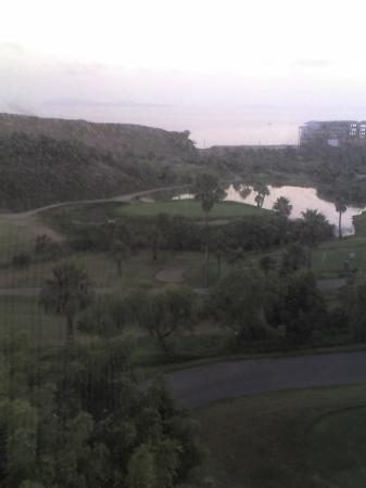 Real del Mar Golf Resort: view to golf course