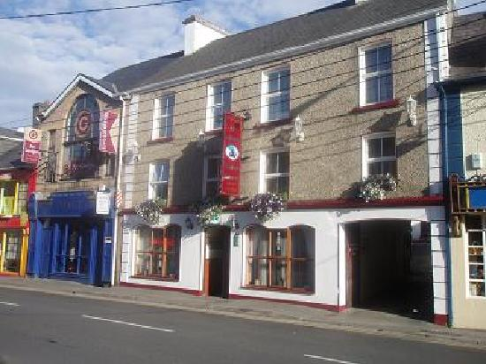 Bundoran, Ireland: atlantic guest house