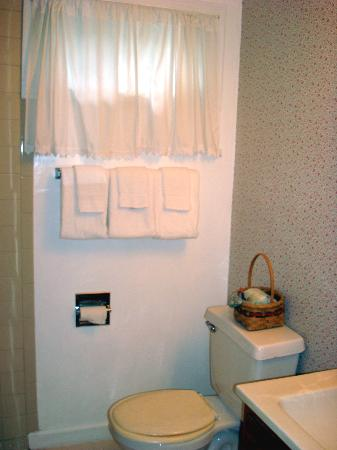 Arcady at the Sunderland Lodge: Bathroom
