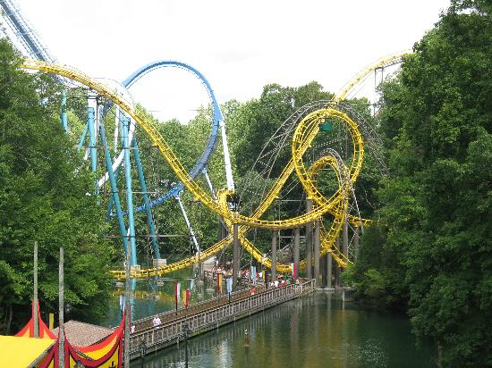 Loch Ness Monster Picture Of Busch Gardens Williamsburg