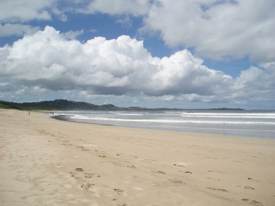 Playa Grande, Costa Rica: Nice beach, great surf