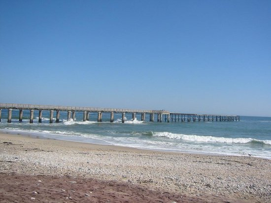 Swakopmund, Namibia: Jetty - Landungsbrcke
