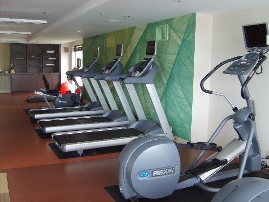 Cardio Equipment In The Phitness Center Picture Of Hotel