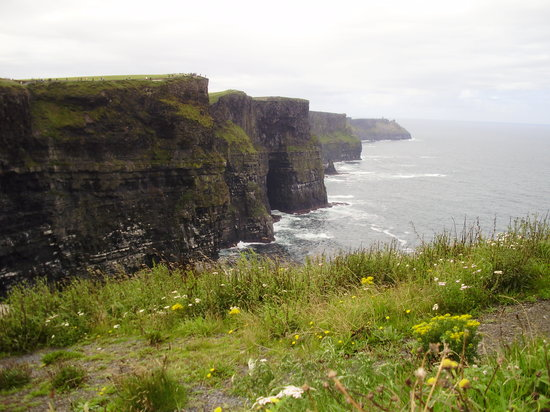 ‪‪Lahinch‬, أيرلندا: Cliffs of Moher‬