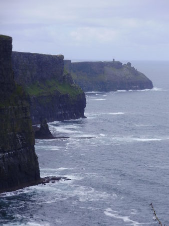 Lahinch, Ireland: Cliffs of Moher