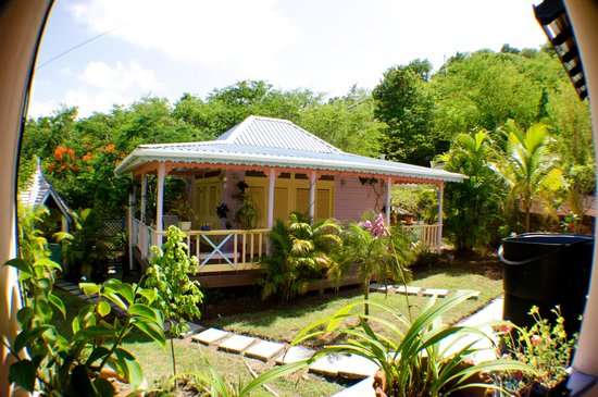 Villa Caribbean Dream: the honeymoon cottage