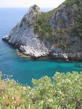 Fakistra Beach, Pelion - Picture of Thessaly, Greece ...