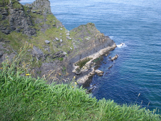 Clonakilty, Irland: Entry to Old Head Golf Links